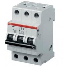 Автоматический выключатель модель 3п С 25А SH203L 4,5 кА АВВ 2CDS241001R0254 (84605)