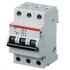Автоматический выключатель модель 3п С 32А SH203L 4,5 кА АВВ 2CDS241001R0324 84606