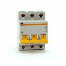 Автоматический выключатель модель 3П С16А ВА 47-29 4,5 кА ИЭК 11167