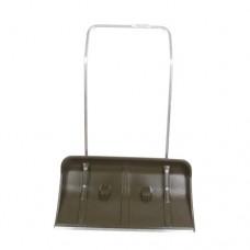 Движок с П-образной ручкой 820ммх450мм пластиковый на колесиках №8