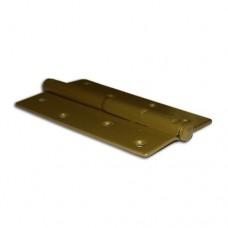 Петля ПН-130 правая золото