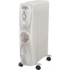 Радиатор масляный 11 секций 'Engy' EN-1311F 2,8кВт с тепловентилятором