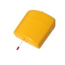 Рукомойник 7л пластмассовый с подставками для принадлежностей