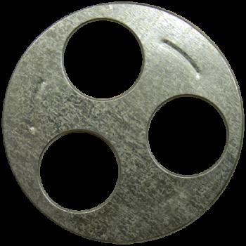 Стерилизатор для банок металлический на 3 банки