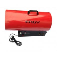 Тепловая пушка Engy GH-50 газовая 50кВт, 1500м3/час, расход газа 4,3кг/час