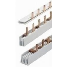 Шина соединительная pin 1ф 63А (длиной 1м) ИЭК 43970