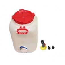 Электроводонагреватель 50л 1,5 кВт с терморегулятором