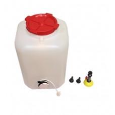 Электроводонагреватель 90л 1,5 кВт с терморегулятором